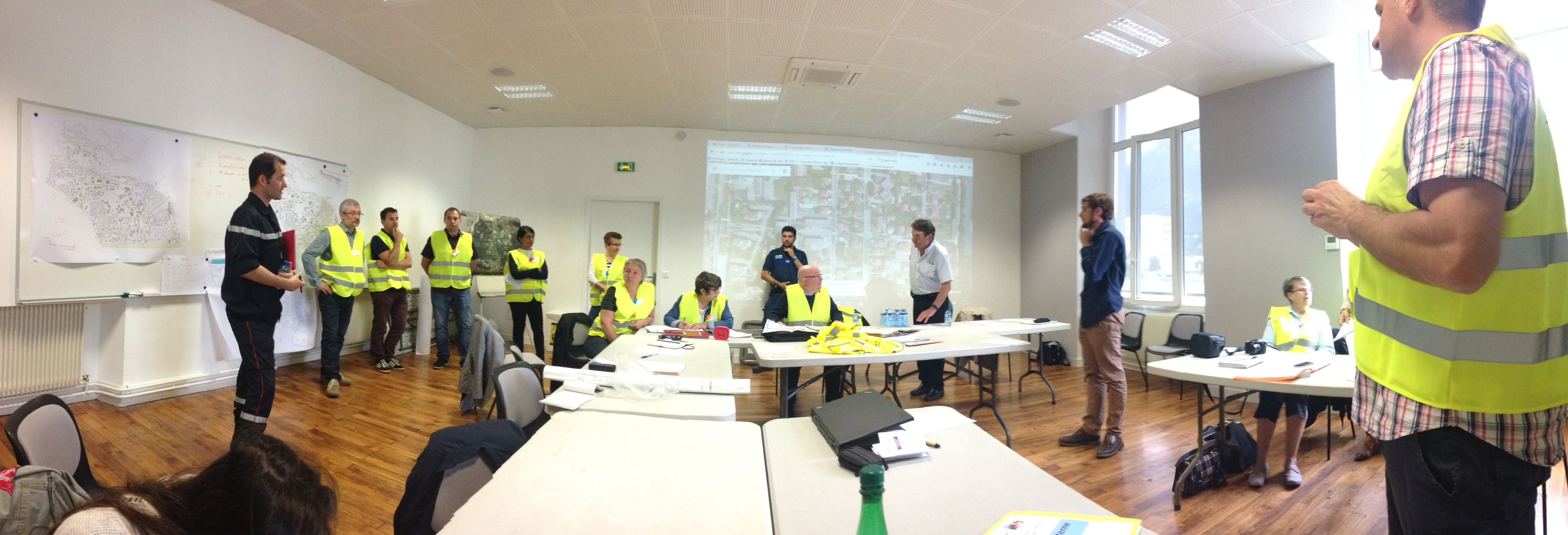 Exercice PCS Seyssinet